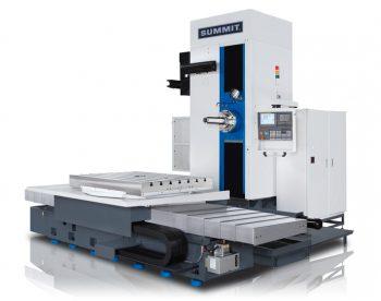 HBM 110-20T & 30-T CNC Horizontal Boring Mills