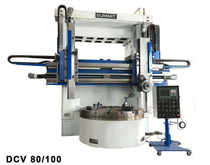 Summit Vertical Boring Mill DCV 80/100