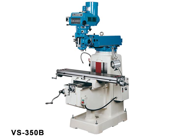 VS-350B Vertical Knee Mill