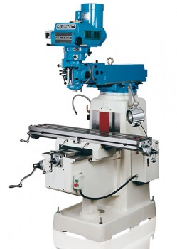 VS Series Vertical Mills