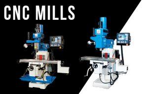 Summit cnc mills
