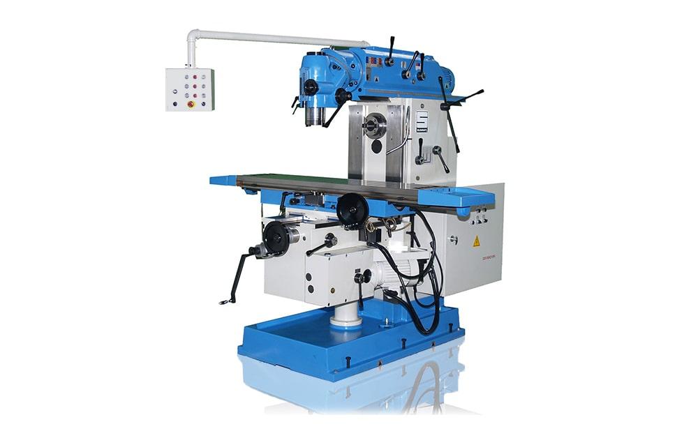 Horizontal Milling Machine >> Universal Horizontal Milling Machines Summit Machine Tool
